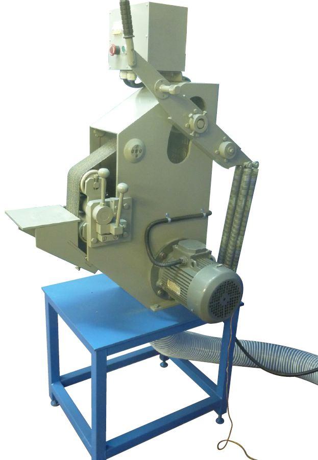 Ленточно-шлифовальный станок ЛШС-1800