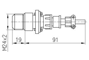 Размеры ЭС-0,7 и ЭС-0,4