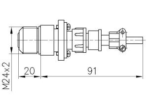 Размеры ЭС-0,5